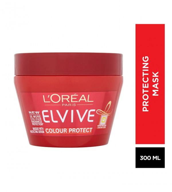 L'Oreal Paris Elvive Colour Protect Mask 300 ml