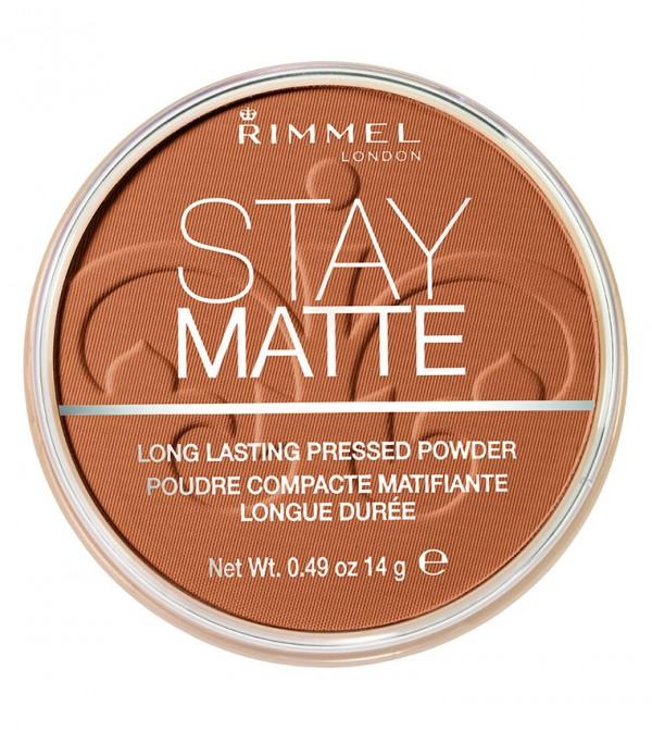 Stay Matte Pressed Powder 40 Honey 14 G - Pink