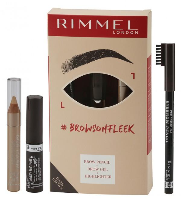 Brow On Fleek Dark Brown - Brown
