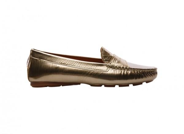Paglia Lux Bronze Loafers