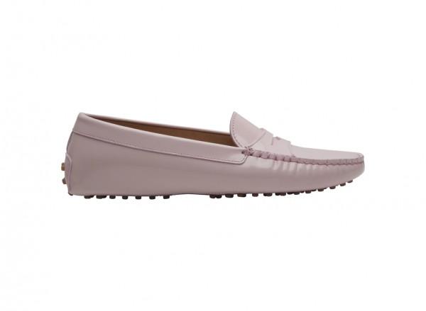 حذاء فلات زهرى