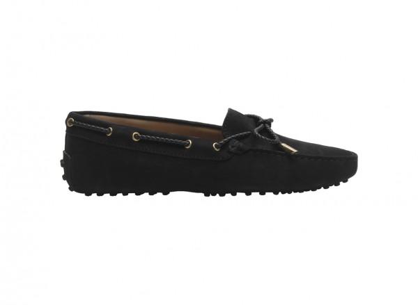 حذاء فلات أسود