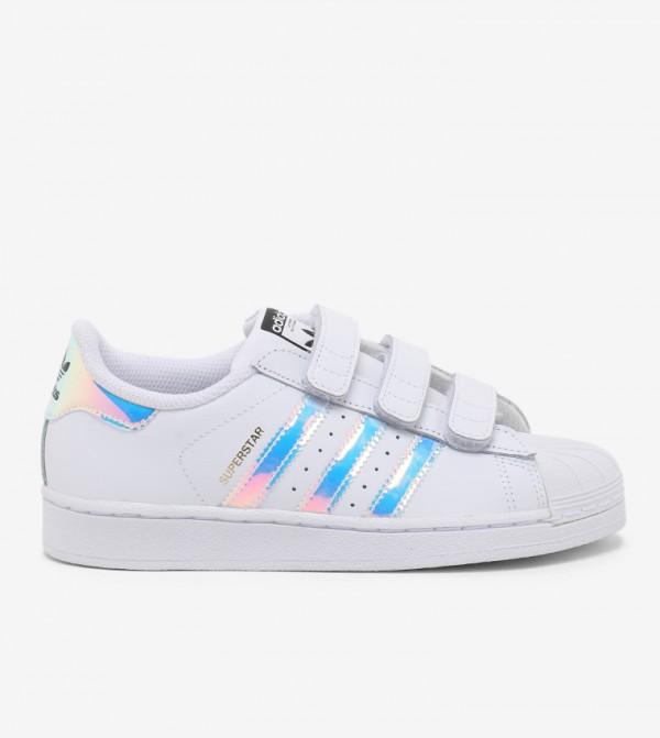 AQ6279 Sneakers-Wht/Mtlic Silver