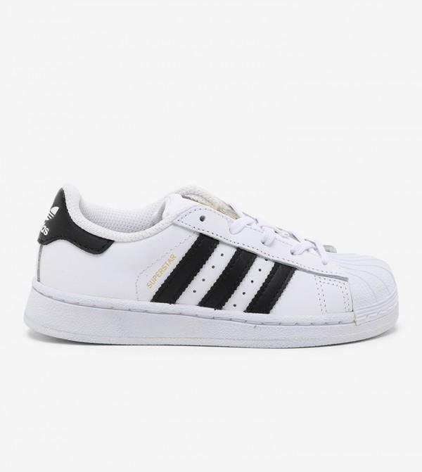 Ba8378 Sneakers-White/Black