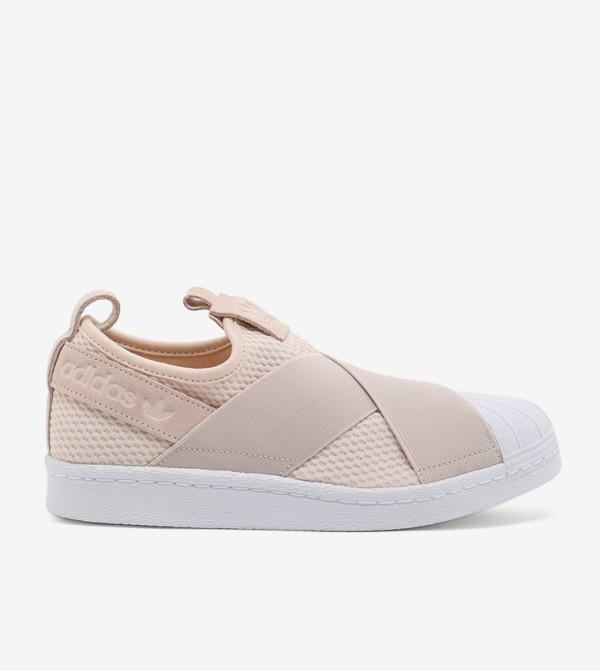 Superstar Slipon W Sneakers-Beige
