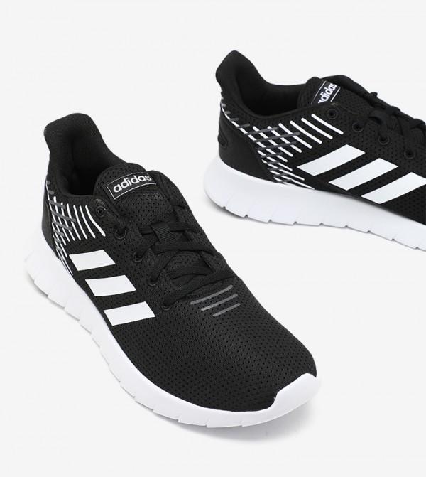 Asweerun Shoes-Core Black/Ftwr White/Grey Six