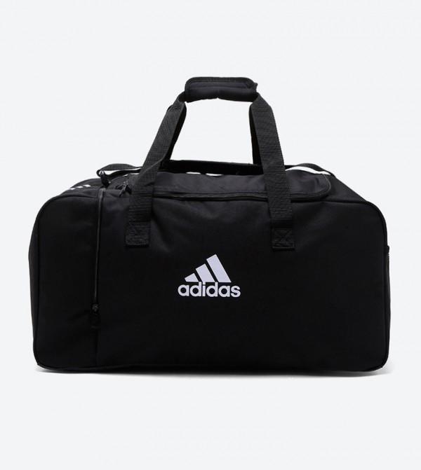 Tiro Duffel Bag M-Black/White