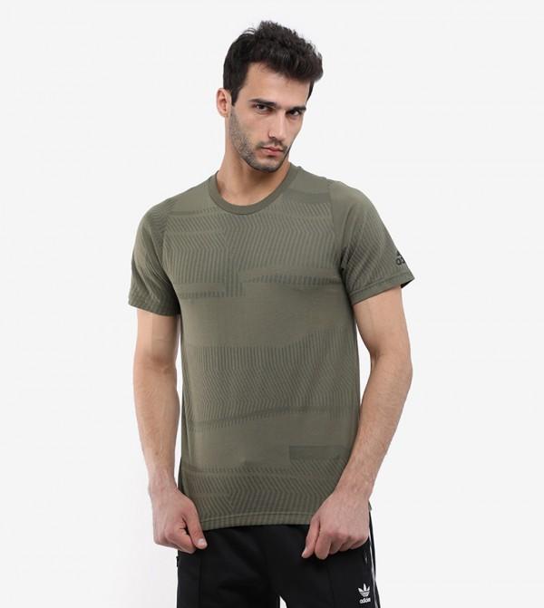T-Shirt For Men - Green
