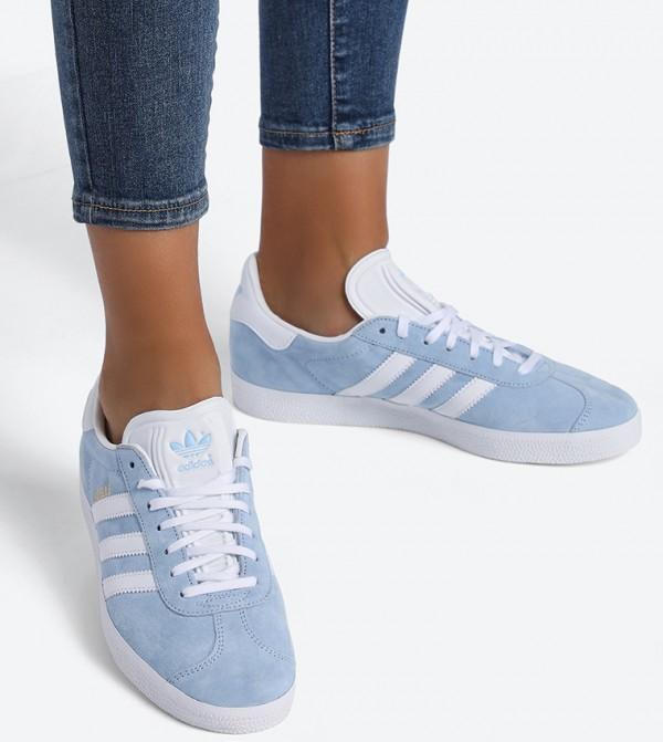 Gazelle Shoes - Blue