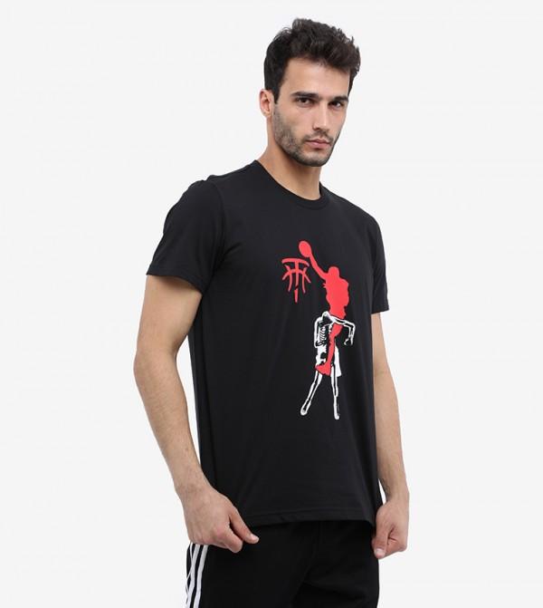 T-Shirt For Men - Black