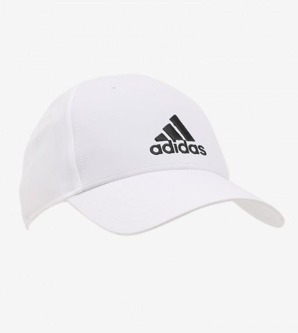 قبعة بيسبول خفيفة مزينة بشعار الماركة