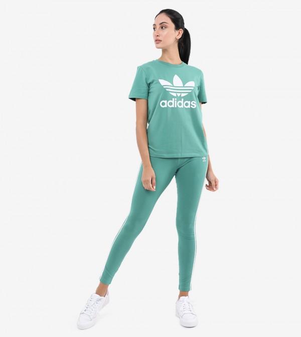 Trefoil Tee Tops & Tshirts - Multi