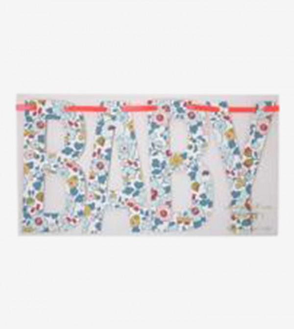 Betsy Baby Decorative Garland - Multi