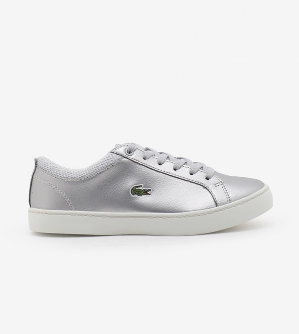 Silver Sneakers For Unisex Adults
