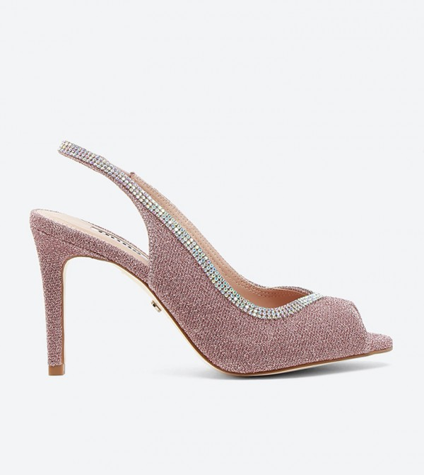 Mattie B Di Synthetic shoes - Blush