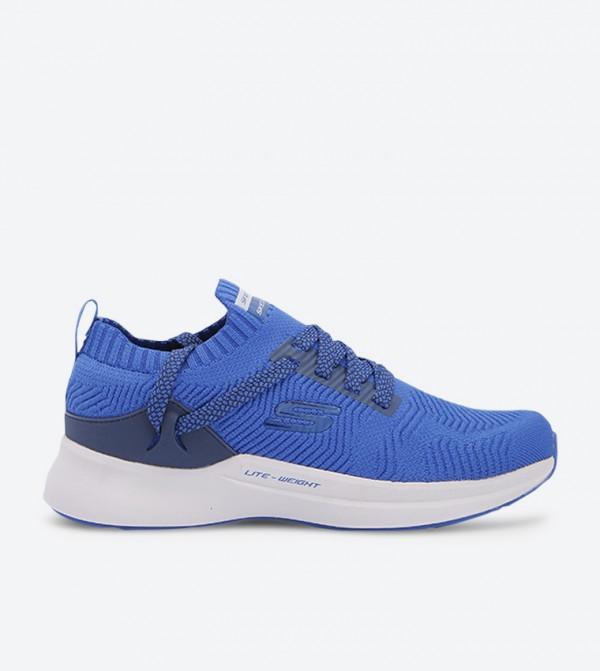 حذاء تريزا ويلدج بلون أزرق