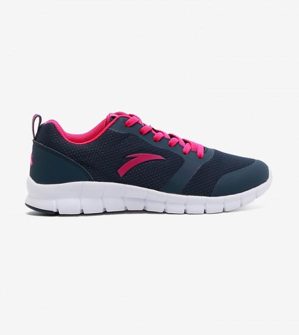 Running Shoes-Dark Blue