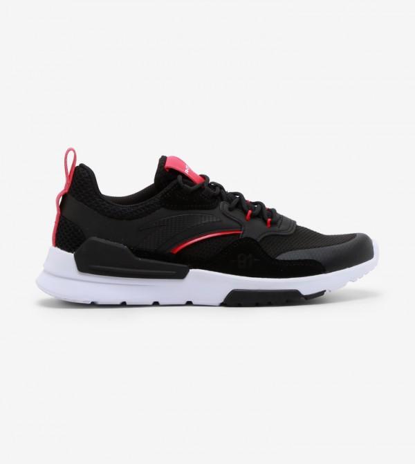 حذاء تدريب - أسود