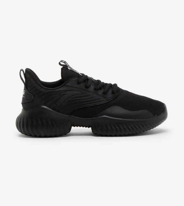 Cross Training Shoes-Black