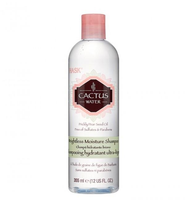 Hask Cactus Water Weightless Moisture Shampoo 355 ml