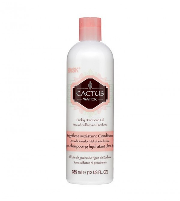 Hask Cactus Water Weightless Moisture Conditioner 355ml