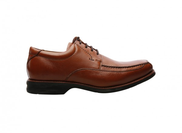 Goias Tan Lace-Ups - 740373