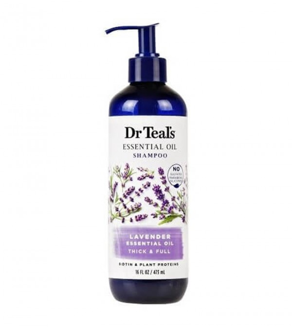 Dr Teal'S Thick & Full Essential Oil Shampoo Lavender 473ml