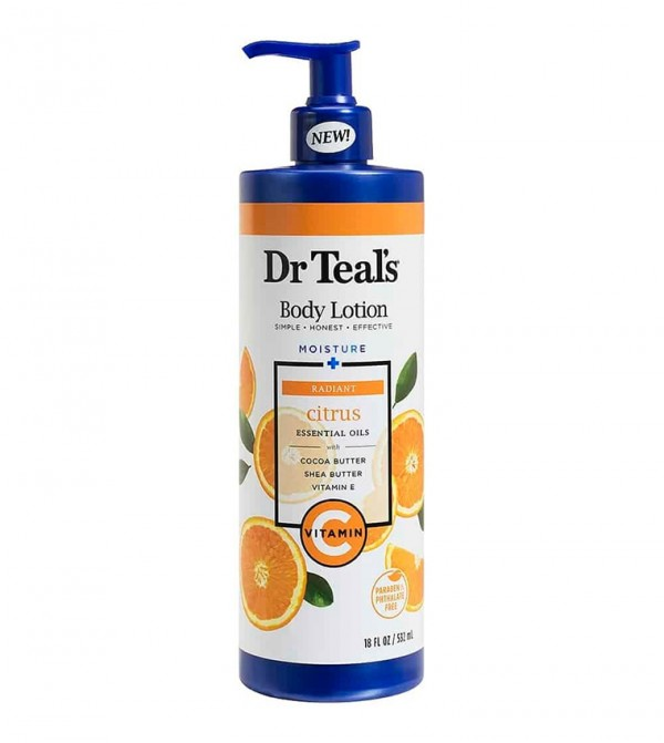 Dr Teal'S Body Lotion Citrus 532 ml