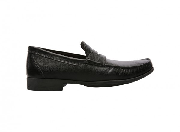 Castelo Black Loafers - 838301