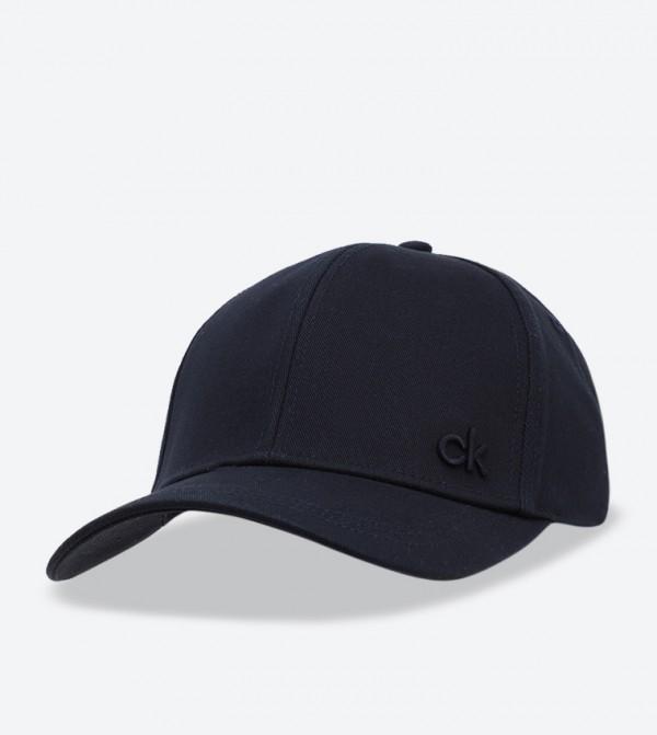 Ck Baseball Cap - Navy