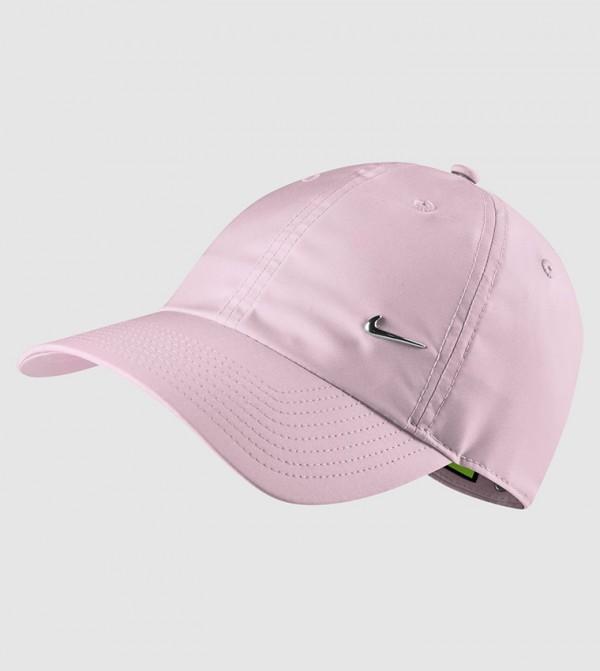 gas Alboroto Verter  U Nk H86 Cap Metal Swoosh Caps-Pink Foam