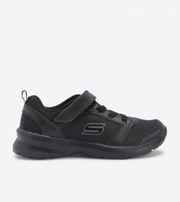 حذاء رياضي Stepz Sweet Twist بلون أسود
