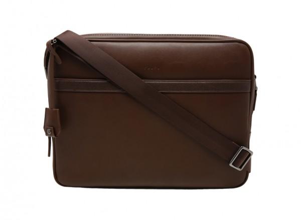 حقيبة ماسنجر بنية