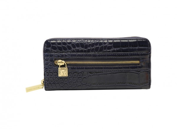 Alligator Alley Slg Black Wallets