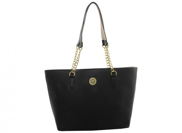 Double Time Black Totes