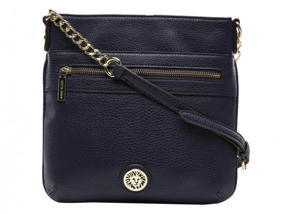 Fresh Start Navy Cross Body Bag