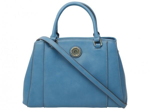 حقيبة يد وان تو واتش زرقاء