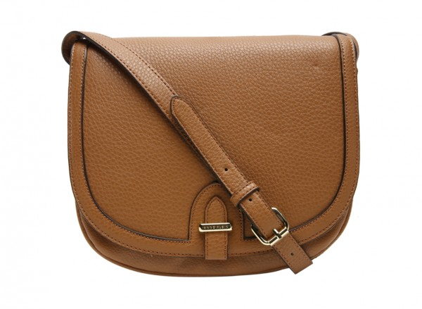 Perfect Tote Brown Cross Body Bag