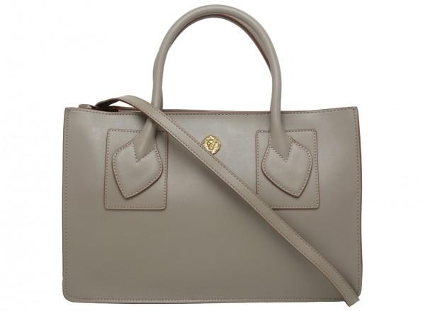 Marlo Beige Satchels & Handheld Bags