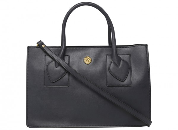 Marlo Navy Satchels & Handheld Bags