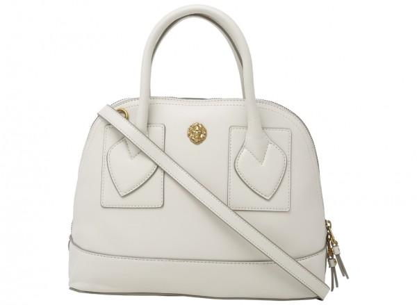 Small Billie White Satchels & Handheld Bags
