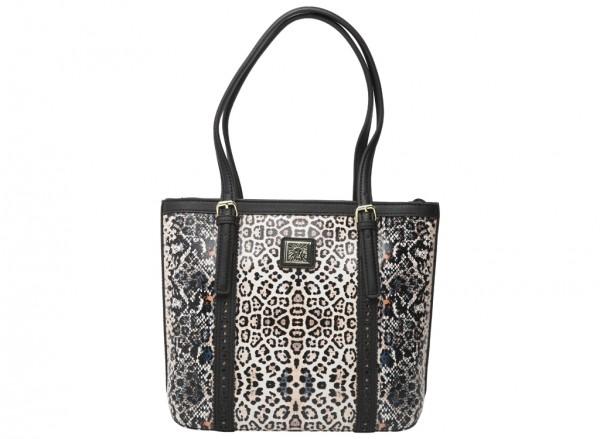 Perfect Tote Black Shoulder Bags & Totes-AKAK79926330