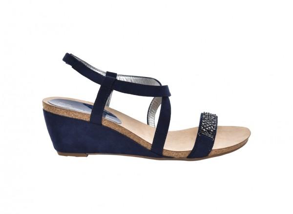 Jasia2 Blue Sandal