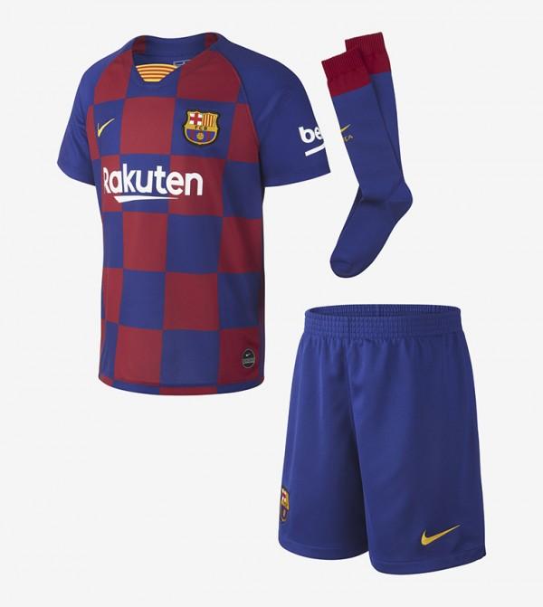 Set of 3 Logo Print Sportswear - Blue