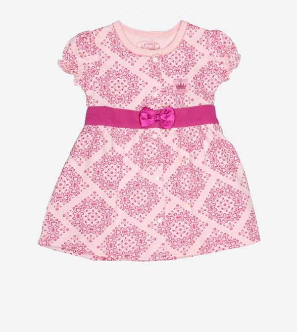 Printed Combo Set - Pink