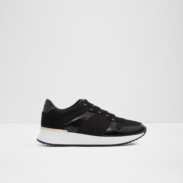 حذاء بيرينا بلون أسود