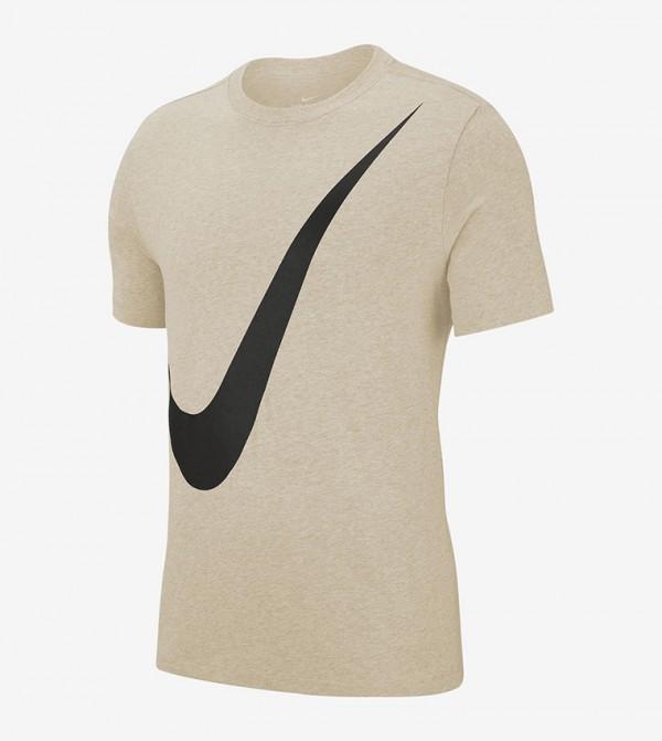 Logo Print T-shirt - Pink