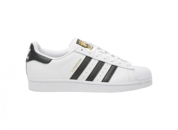 Superstar White Sneakers & Athletics-C77124