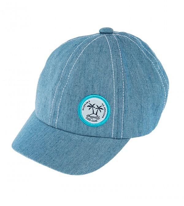 Cap-6570123-Light Blue