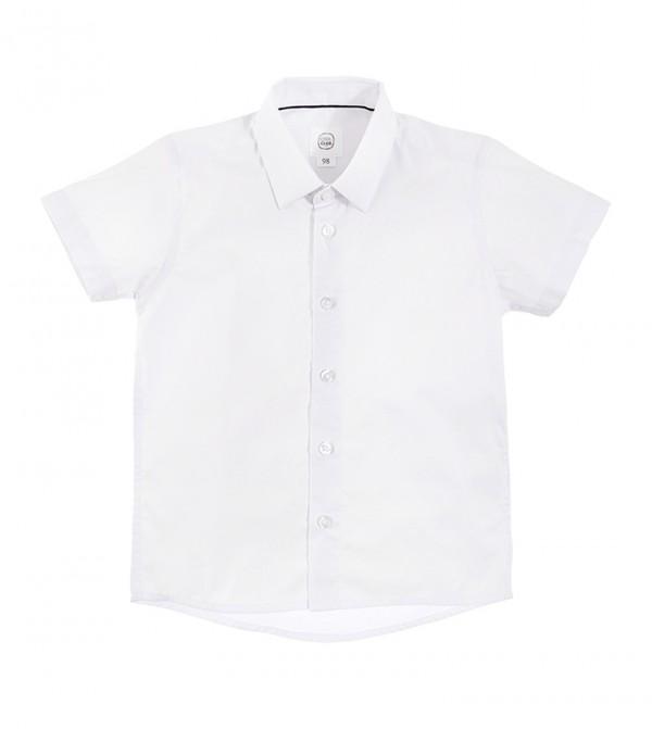 Shirt S/S-White